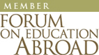 IU Overseas Study is a member of the Forum on Education Abroad